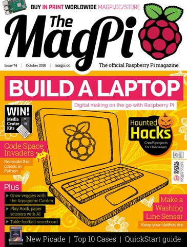 magpi 74 by Frans Kouwenhoven - issuu