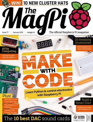 The magpi april 2017 by mimimi956 - issuu