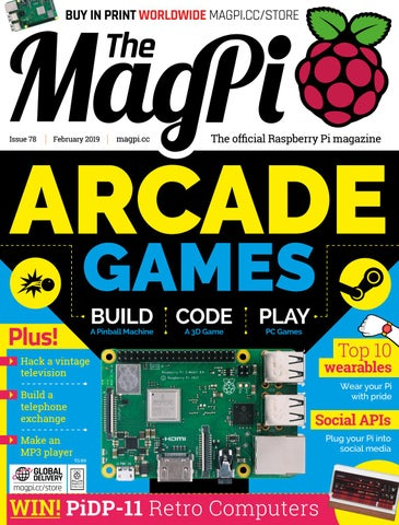 magpi 78 by Frans Kouwenhoven - issuu