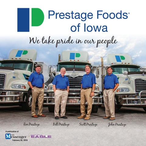 Prestage Foods of Iowa by Newspaper - issuu