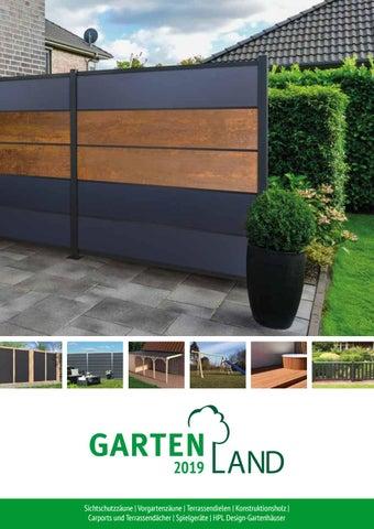 Gartenideen Aus WPC Und Holz / GartenLand 2019 By Gartenland Vogt ...