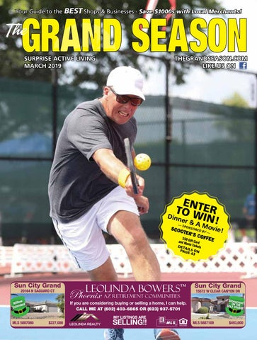Active Living Surprise March 2019 by The Grand Season - issuu