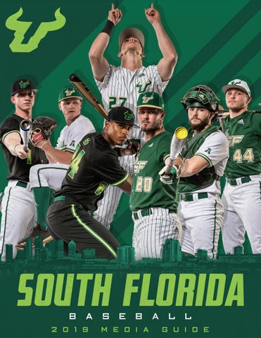 0e6f76a94efb 2019 USF Baseball Media Guide by USF Bulls - issuu