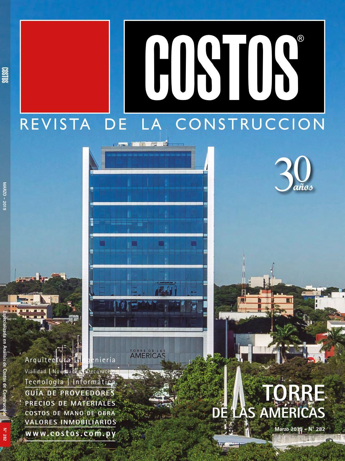 gaviones decorativos bali piedra natural gavion rojo Edición #282 - Marzo 2019 by Revista Costos (Paraguay) - issuu