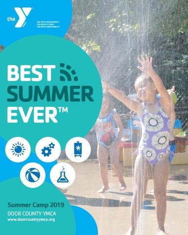 cbbd5452b05a Summer Camp 2019 DOOR COUNTY YMCA www.doorcountyymca.org