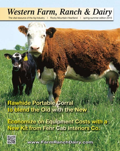 Western Farm, Ranch and Dairy Magazine – Spring-Summer 2019 by Ritz