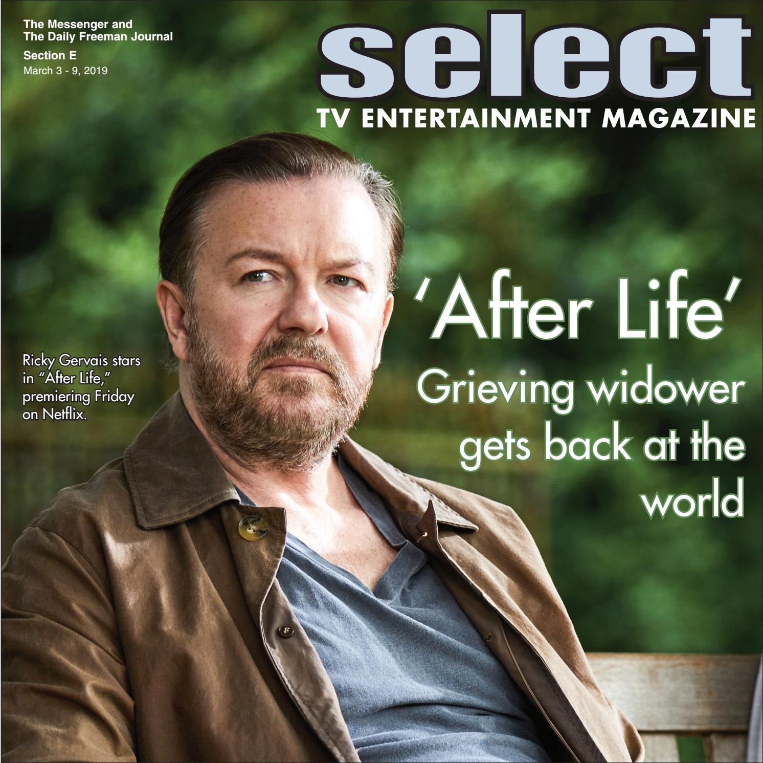 Select Tv Entertainment Magazine By Newspaper Issuu