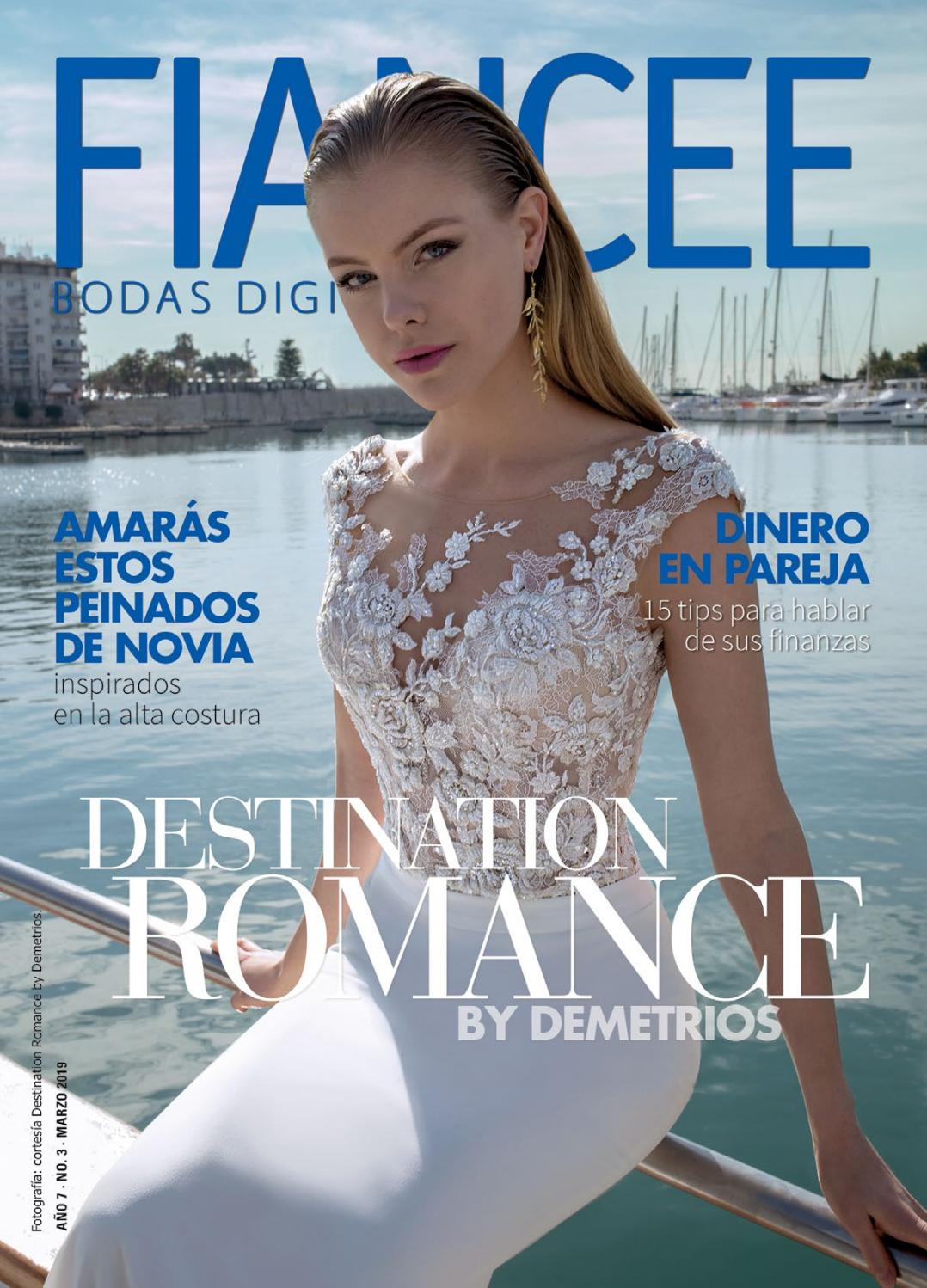 5669e22afd Fiancee Bodas Revista Digital Marzo 2019 by Fiancée Bodas   Eventos - issuu