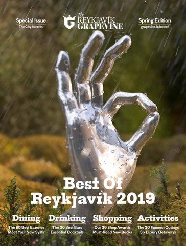 Best Of Reykjavík, Spring 2019 by Reykjavík Grapevine - issuu