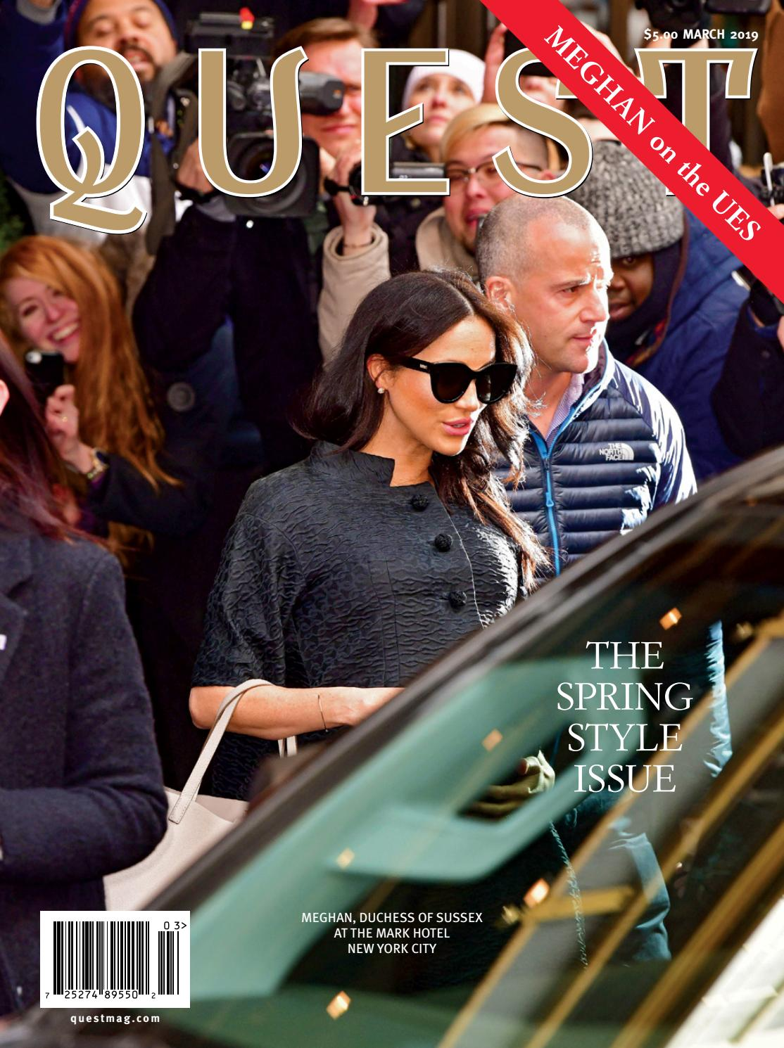5c8826f912190 Quest March 2019 by QUEST Magazine - issuu