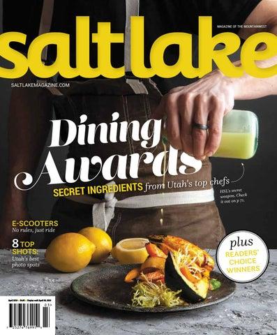 e423acd7e339 Salt Lake Magazine March April 19 by Salt Lake Magazine - issuu