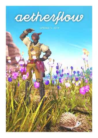 Aetherflow - Spring 2019 by aetherflow media - issuu