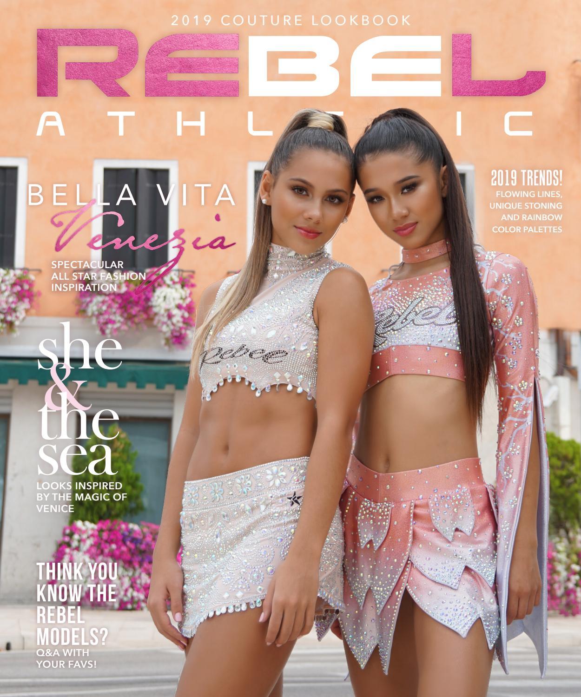 2019 Rebel Athletic Luxury Couture Lookbook by Rebel