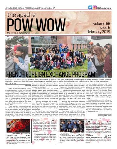 February 2019 by The Apache Pow Wow - issuu