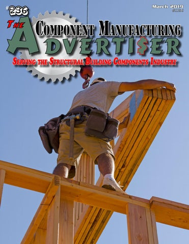March 2019 Advertiser by Component Manufacturing Advertiser