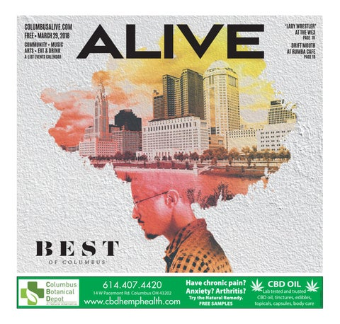 94891d1a4 Columbus Alive – 3/29/2018 by The Columbus Dispatch - issuu