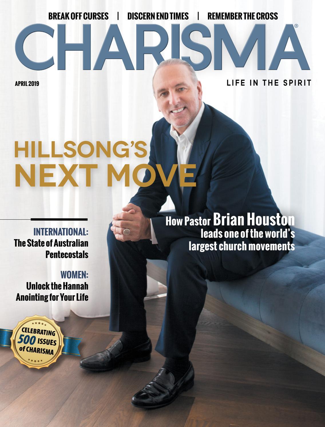 Charisma Magazine - April 2019 by Charisma Media - issuu