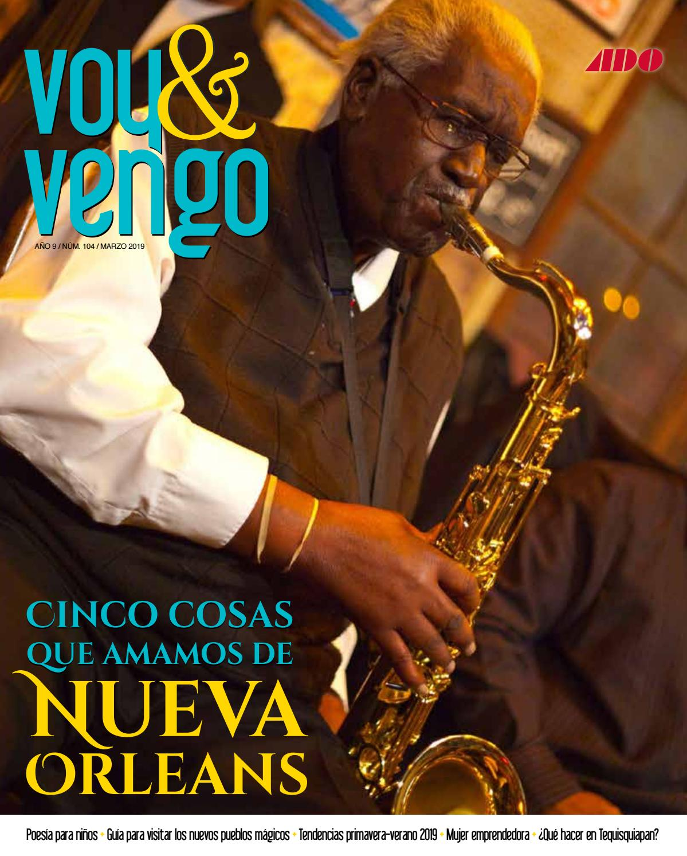 e639642e35 Voy Vengo No. 104 Marzo 2019 by El Mundo del Abogado - issuu