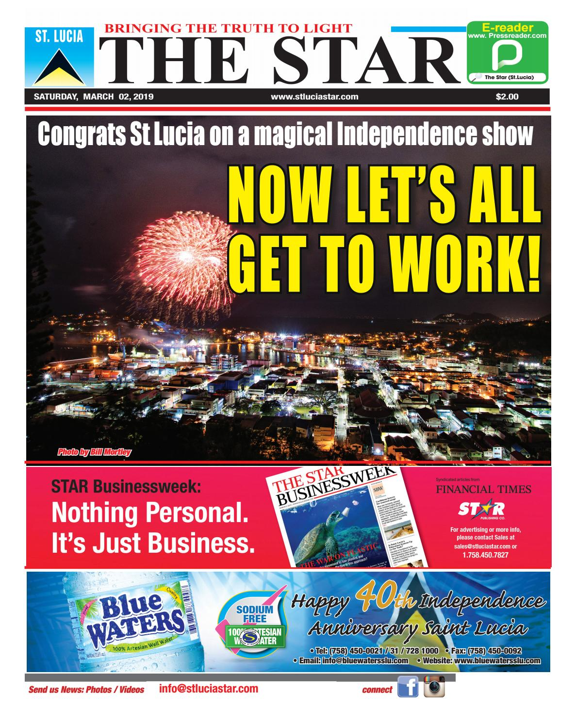 db791fb73d2 Now Let s All Get To Work by STAR Publishing - issuu