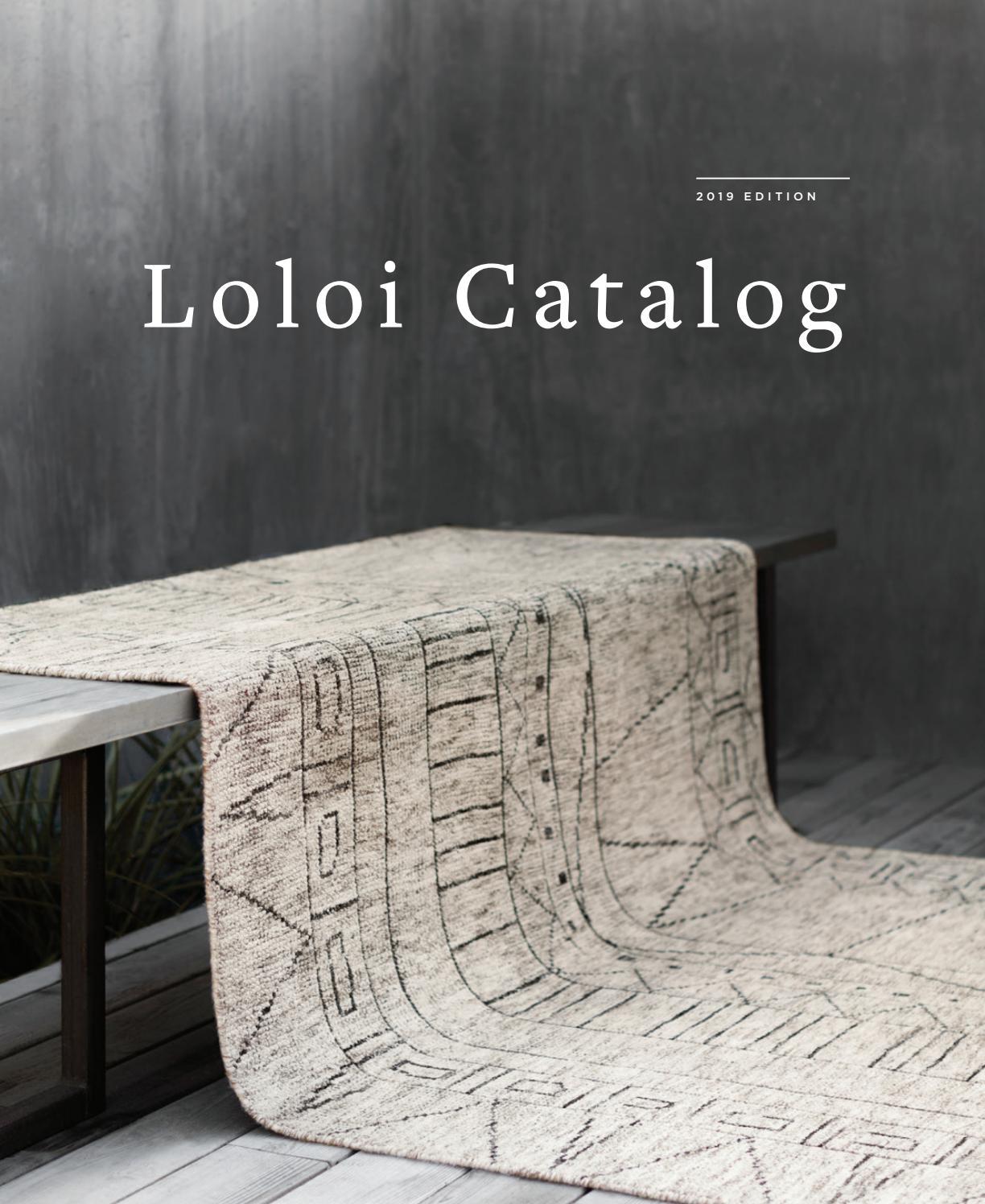 Loloi - Catalog 2019 by Loloi - issuu