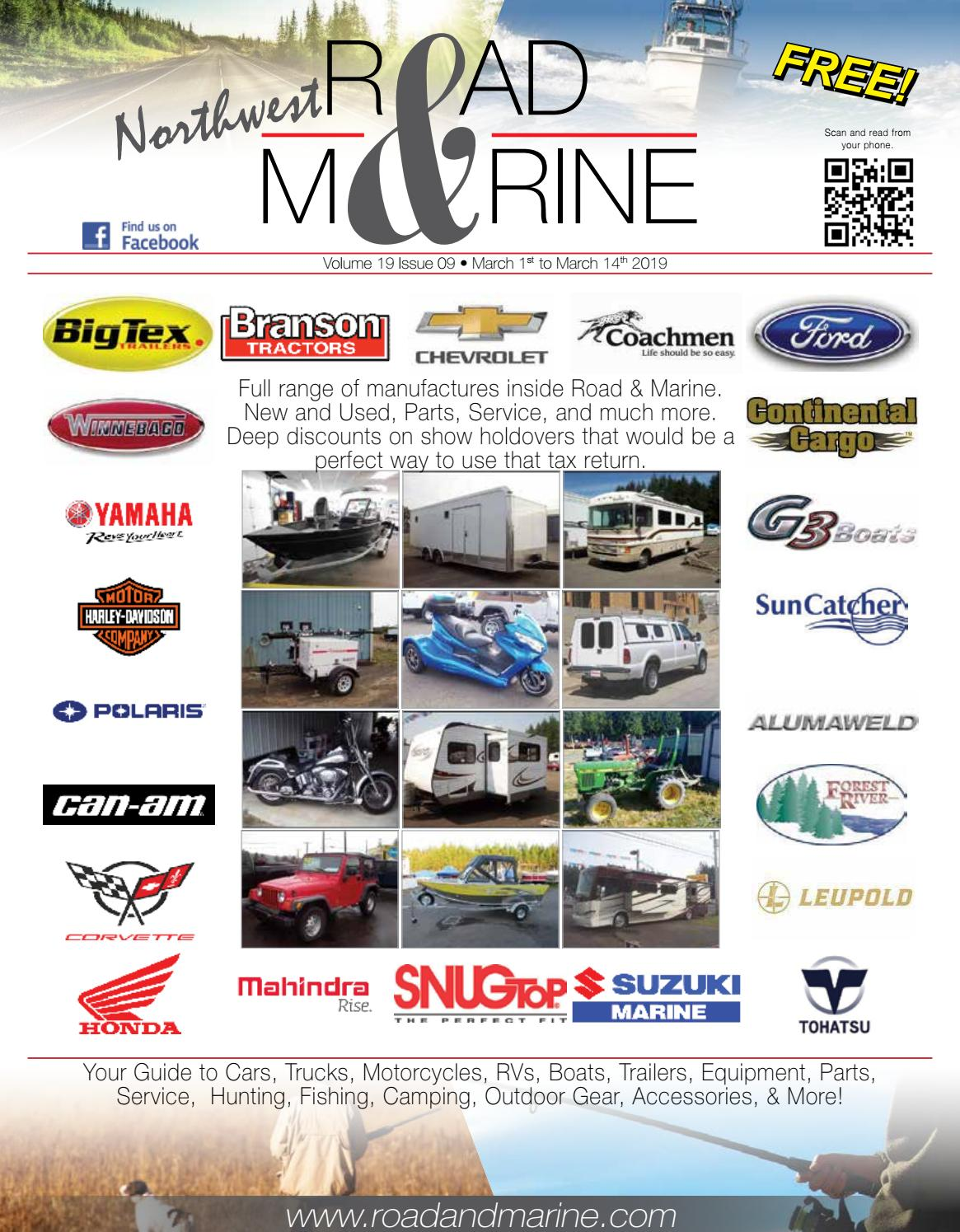 Road and Marine Magazine Vol 19 #09 by Road & Marine Magazine - issuu
