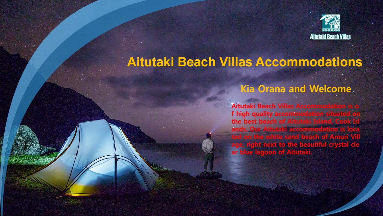 Aitutaki Beach Villas Accommodations By