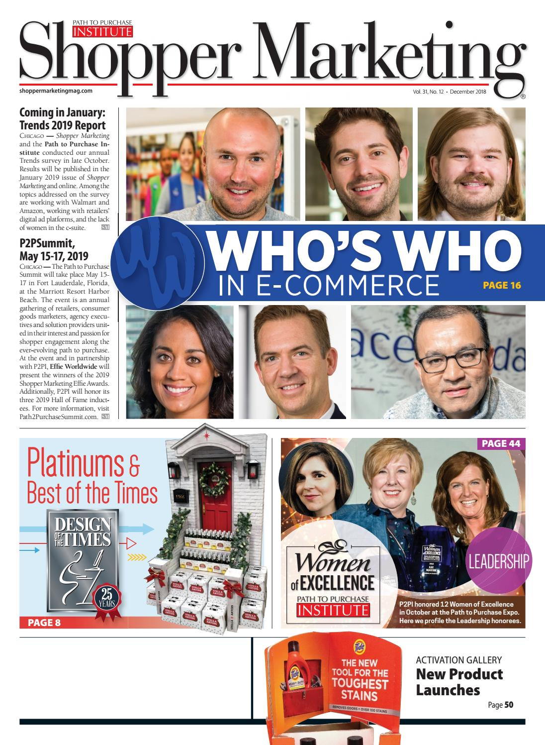 Shopper Marketing - Dec 2018 by ensembleiq - issuu