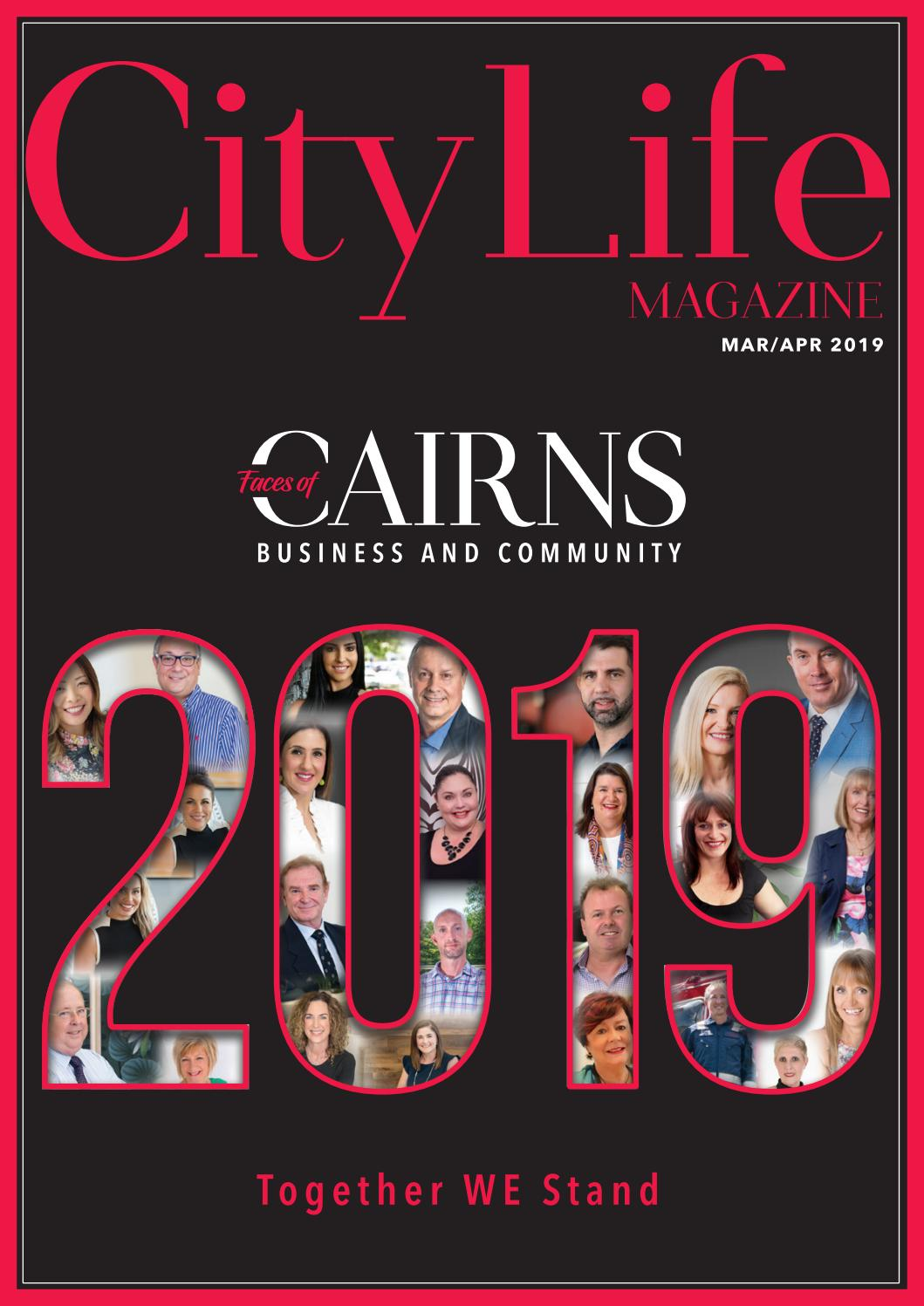 CityLife Cairns March | April 2019 by CityLife - issuu
