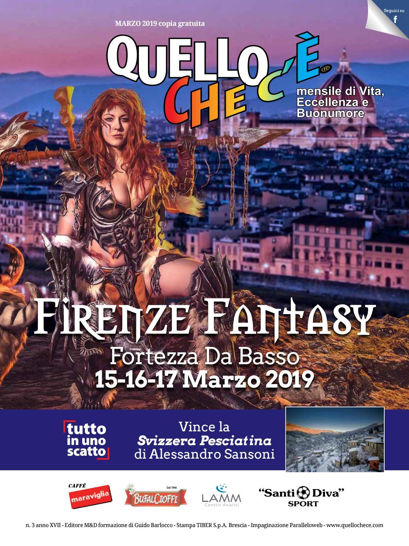 50a9a07419a5 Quello che c è - Marzo 2019 by quellochece.com - issuu