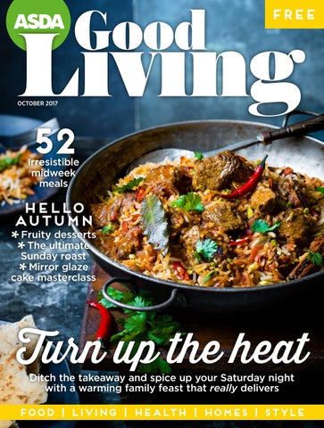 Asda Good Living Magazine October 2017 By Asda Issuu