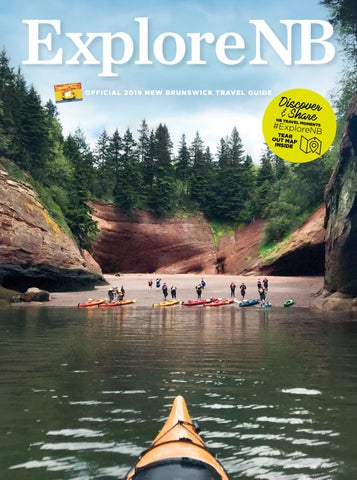 Official 2019 New Brunswick Travel Guide by Official New
