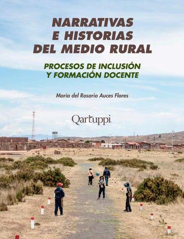 e1029caed Narrativas e historias del medio rural. Procesos de inclusión y ...