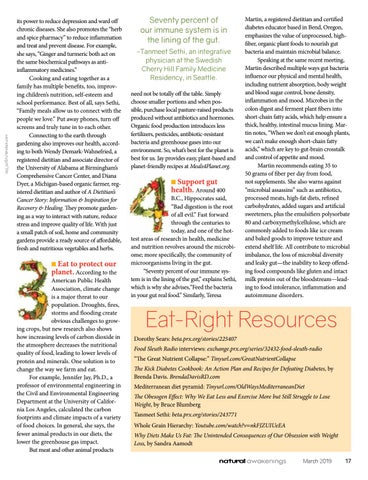Page 17 of Nutrition Upgrades: Five Strategies for Better Health