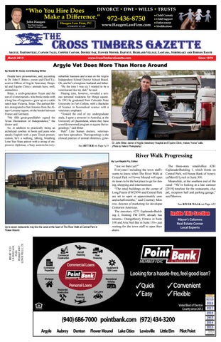 The Cross Timbers Gazette March 2019