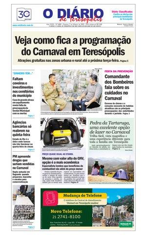 000a719d8eb43 Jornal O Diário de Teresópolis 02 03 2019 by O Diário de Teresópolis ...