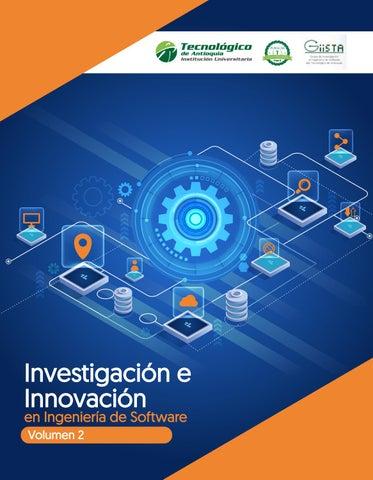 acd9855b99e9 Investigación e innovación en Ingeniería de Software Volumen 2 by ...