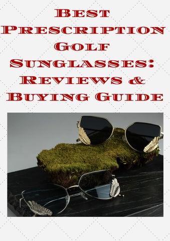 b22bb79e054 12 Best Prescription Golf Sunglasses  Reviews   Buying Guide by ...