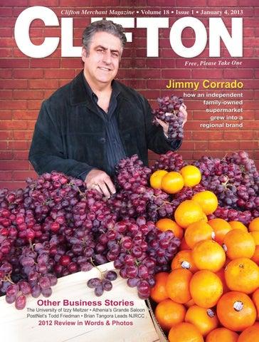 d853d341b Clifton Merchant Magazine - January 2013 by Clifton Merchant ...