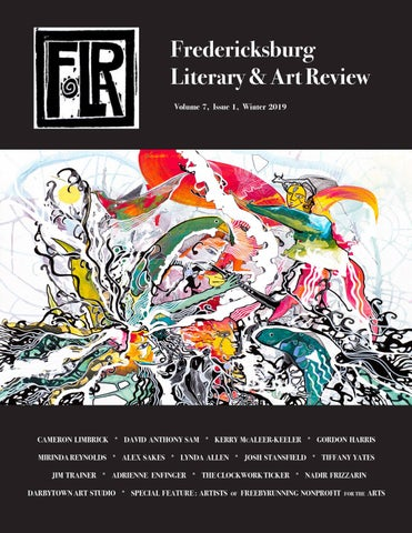Fredericksburg Literary and Art Review Winter 2019 by FLAR