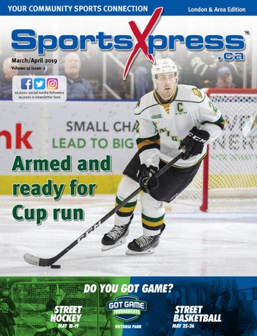 Sportsxpress London Mar Apr 2019 By Sportsxpress Issuu