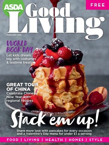 Asda Good Living Magazine February 2018 By Asda Issuu