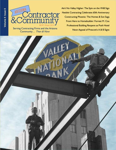 Winter 2015 by Arizona Contractor and Community - issuu