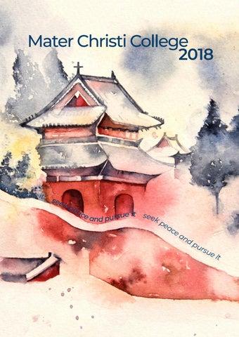 6916004cacae Mater Christi Yearbook - 2018 by Mater Christi College - issuu