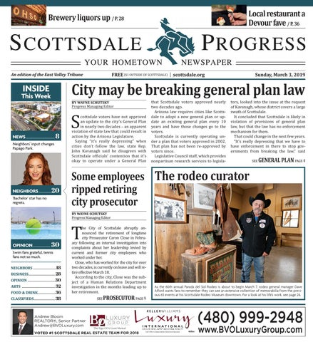604fc03622 Scottsdale Progress 03-03-2019 by Times Media Group - issuu