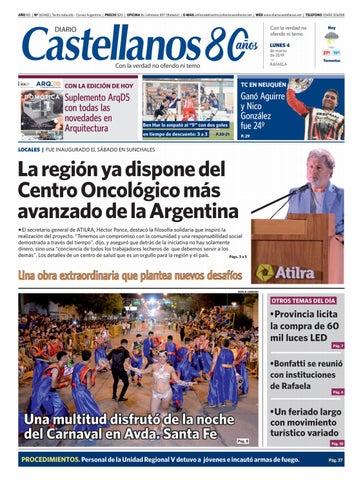 a1f6b106461a Diario Castellanos 04 03 19 by Diario Castellanos - issuu
