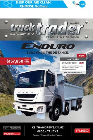 Truck Trader March 2019 by NZTrucking issuu