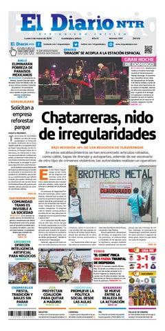 bb4005c73cc5 El Diario NTR 1397 by NTR Guadalajara - issuu