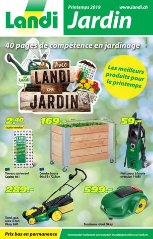 Landi Gazette Jardin Printemps 2019 By Landi Issuu