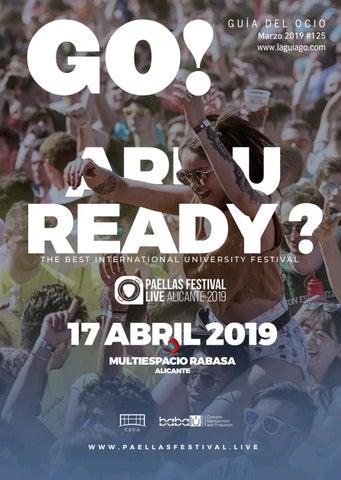 430a1ca105d0 Revista GO! Alicante. Marzo 2019 by laguiago.com - issuu