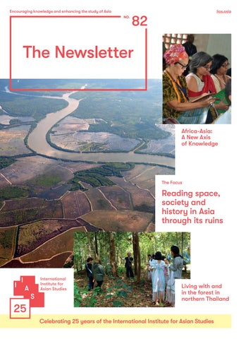 The Newsletter 82 Spring 2019 by International Institute for Asian